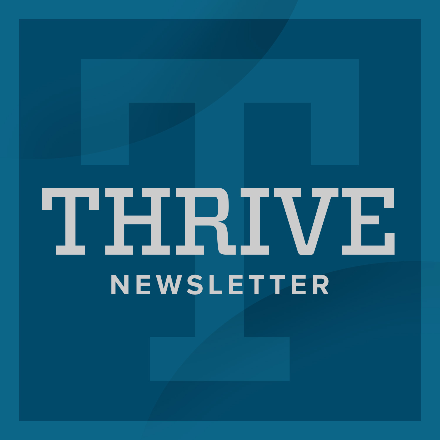 Fourth Quarter Thrive – October, 2018